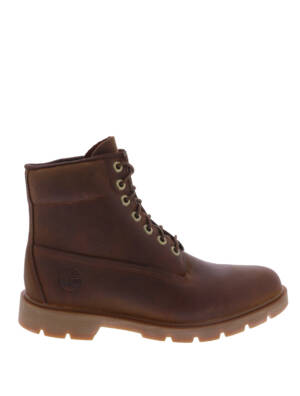 Timberland 6 Inch Basic Non Contrast Medium Brown Boots veter-boots