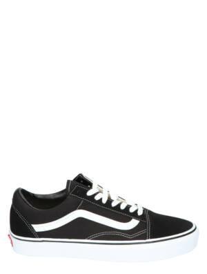Vans Old Skool Black White Sneakers lage-sneakers