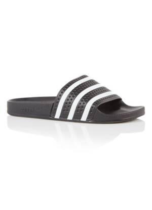 adidas Adilette slipper met streepdessin