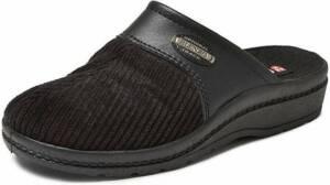 Blenzo 6856 Zwart Pantoffels Heren maat 47