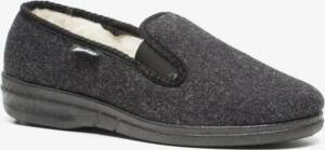 Blenzo heren pantoffels - Grijs - Maat 46
