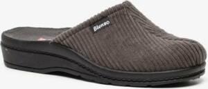 Blenzo heren pantoffels - Grijs - Maat 47