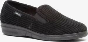 Blenzo heren pantoffels - Zwart - Maat 47