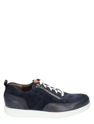 Gijs 2085 205H Blauw H-Wijdte Veterschoenen