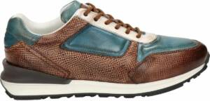Greve heren sneaker - Cognac - Maat 47