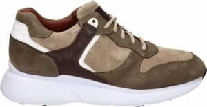 Greve heren sneaker - Taupe - Maat 47