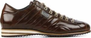 Harris Mannen Leren Sneakers - 0894 - 47