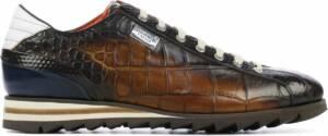 Harris Mannen Leren Sneakers - Tributo - 47