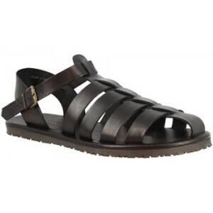Leonardo Shoes Sandalen M5047 NERO