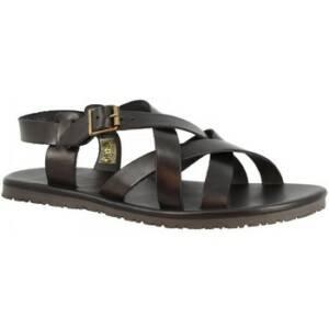 Leonardo Shoes Sandalen M6105 NERO