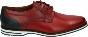 Lloyd Shoes 11-107-16 RAGAN - Volwassenen Heren sneakersVrije tijdsschoenenPopulaire herenschoenen - Kleur: Rood - Maat: 47