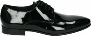 Lloyd Shoes 21-627-20 JEREZ - Volwassenen Heren veterschoen - Kleur: Zwart - Maat: 47