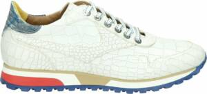 Lorenzi heren sneaker - Wit - Maat 47