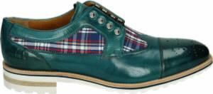 Melvin & Hamilton 104678 TOM 22 - Volwassenen Heren sneakersVrije tijdsschoenen - Kleur: Groen - Maat: 47