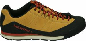 Merrell J000097 - Volwassenen Heren wandelschoenenVrije tijdsschoenenWandelschoenen - Kleur: Geel - Maat: 47