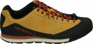 Merrell J000097 - Volwassenen Heren wandelschoenenVrije tijdsschoenenWandelschoenen - Kleur: Geel - Maat: 48