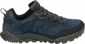 Merrell J91803 - Volwassenen Heren wandelschoenenVrije tijdsschoenenWandelschoenen - Kleur: Blauw - Maat: 47