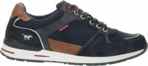 Mustang heren sneaker - Blauw - Maat 48