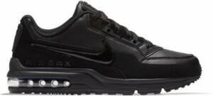 Nike Air Max LTD 3 Heren Sneakers - Black/Black-Black - Maat 52.5