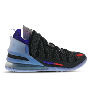 Nike LeBron 18 - Heren Schoenen - Black - Synthetisch - Maat 51 - Foot Locker