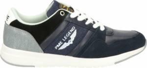 PME Dragger Lage sneakers - Leren Sneaker - Heren - Blauw - Maat 48