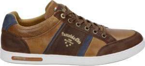 Pantofola d'Oro Mondovi heren sneaker - Cognac - Maat 47