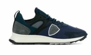 Philippe Model Heren Sneakers (Blauw)