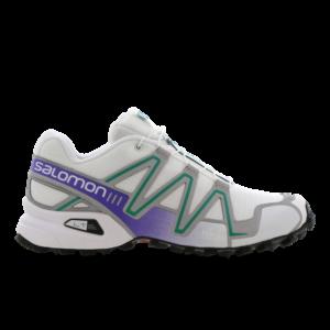 Salomon Speedcross 3 - Heren Schoenen - White - Synthetisch, Textil - Maat 48 - Foot Locker