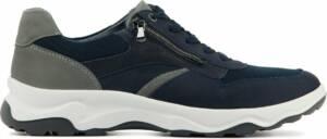 Waldlaufer Mannen Sneakers - 718003 - Blauw - Maat 47