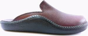Westland MONACO 202 - Volwassenen Heren pantoffels - Kleur: Rood - Maat: 46