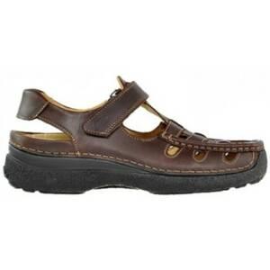 Wolky Sandalen 09209 Roll Sandal Men - 50300 bruin leer