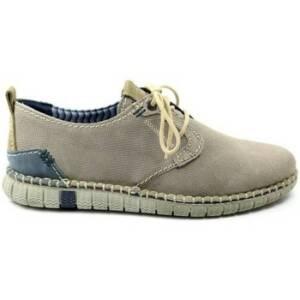 Zen Nette schoenen HEREN lage veterschoen 7794. grijs
