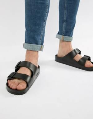Birkenstock - Arizona - EVA sandalen in zwart