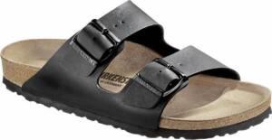 Birkenstock Arizona Heren Slippers Smal - Black - Maat 47