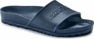 Birkenstock Barbados EVA Regular Heren Slippers - Navy - Maat 46