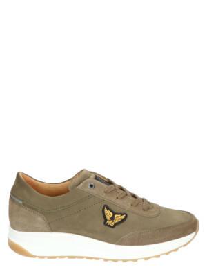 Buckley Army Green Lage sneakers