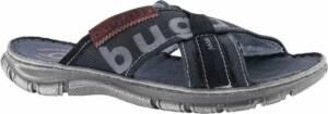 Bugatti Heren Blauwe slipper Maari - Maat 46