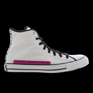 Converse Chuck Taylor All Star High - Heren Schoenen - White - Textil - Maat 47.5 - Foot Locker