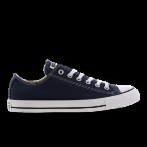 Converse Chuck Taylor All Star Low - Heren Schoenen - Blue - Textil - Maat 48 - Foot Locker