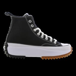Converse Run Star Hike - Heren Schoenen - Black - Textil, Textil - Maat 47 - Foot Locker