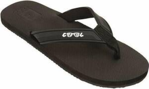 Cool Shoe Teenslippers Bone Chop Heren Jersey/eva Zwart Maat 46