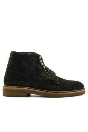 Crepe Boot Suede