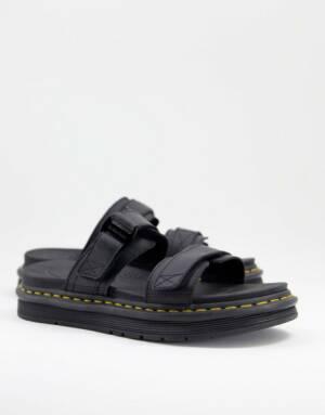 Dr Martens - Chilton - Sandalen in zwart