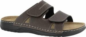 Easy Street Heren Bruine slipper - Maat 46