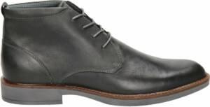 Ecco Biarritz heren nette schoen - Zwart - Maat 46