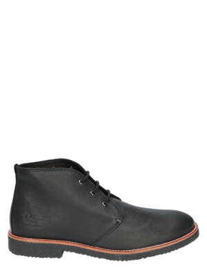 Gael Napa Gras Negro Veter boots