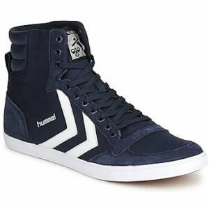 Hummel Hoge Sneakers TEN STAR HIGH CANVAS