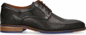 Matteo Nette Schoenen Zwart Heren Sneakers - Zwart - maat 46