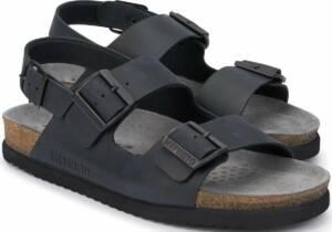 Mephisto NARDO heren sandaal - zwart - maat 47