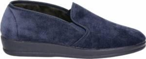 Nelson Home heren pantoffel - Blauw - Maat 48